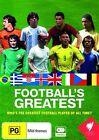 Football's Greatest (DVD, 2010, 3-Disc Set)