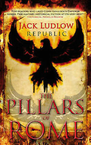 1 of 1 - JACK LUDLOW___REPUBLIC__THE PILLARS OF ROME___BRAND NEW
