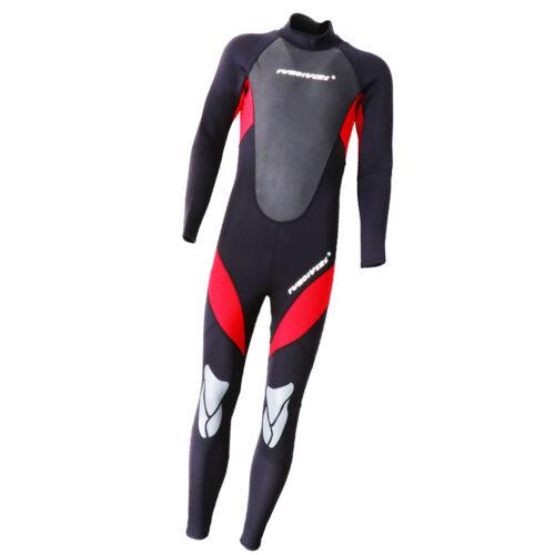 Men Wetsuit Neoprene Full Body Diving Suit for Diving Swim