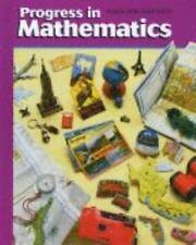 NEW - Progress in Mathematics
