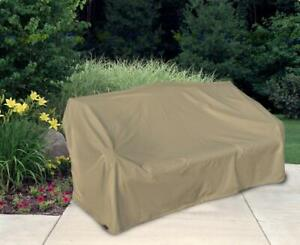 Details About Sofa Patio Furniture Cover | Waterproof Outdoor Protection  |Two Seat