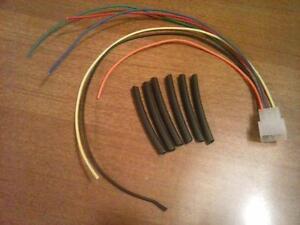 western unimount ultramount 6 pin handheld controller plug repair image is loading western unimount ultramount 6 pin handheld controller plug