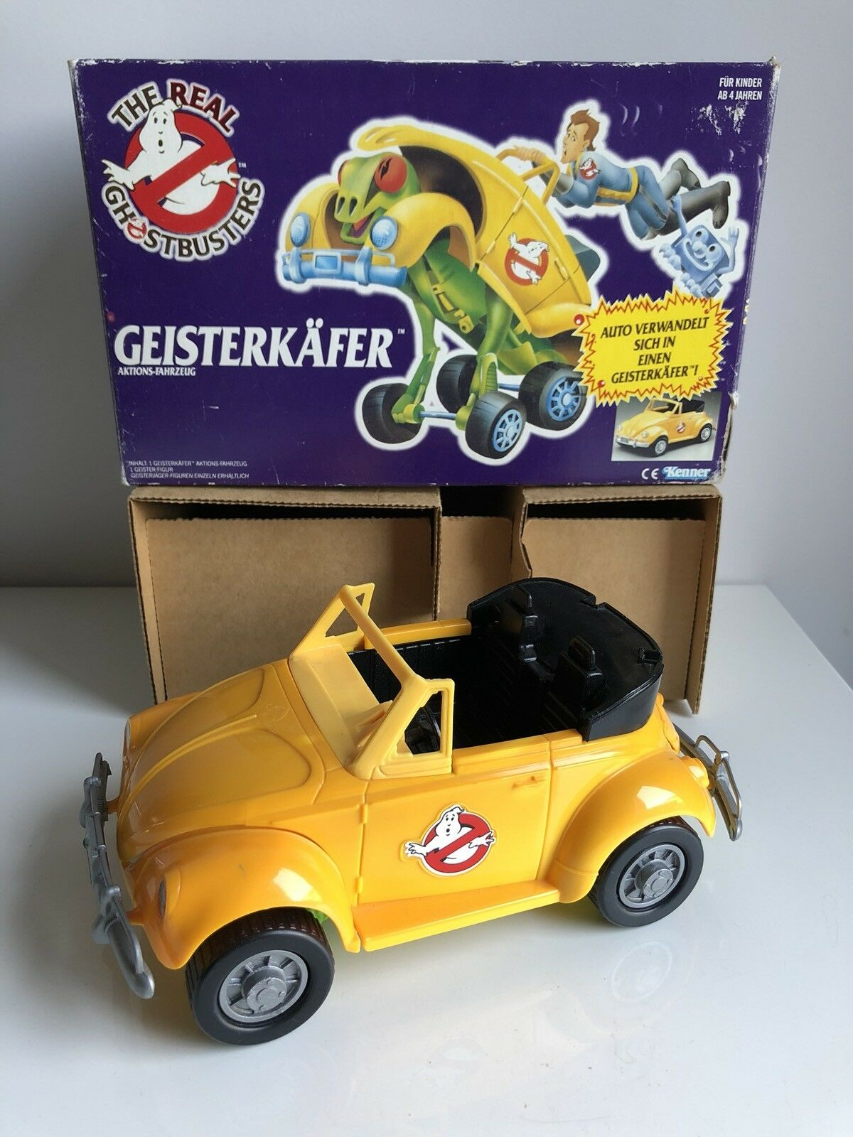 Ghostbusters Highway Haunter ghostbeetle kaifer kever With Inlay And Display Box