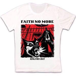 FAITH-NO-MORE-king-for-a-Day-90-Mike-Patton-MR-BUNGLE-FANTOMAS-retro-t-shirt-794