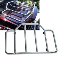 Chrome Tour-pack Luggage Rack For Harley Touring Road King Glide 1984-2013 P7