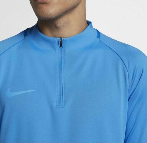 859197 481 Nike Dry Squad Drill Men/'s Long Sleeve Football Top