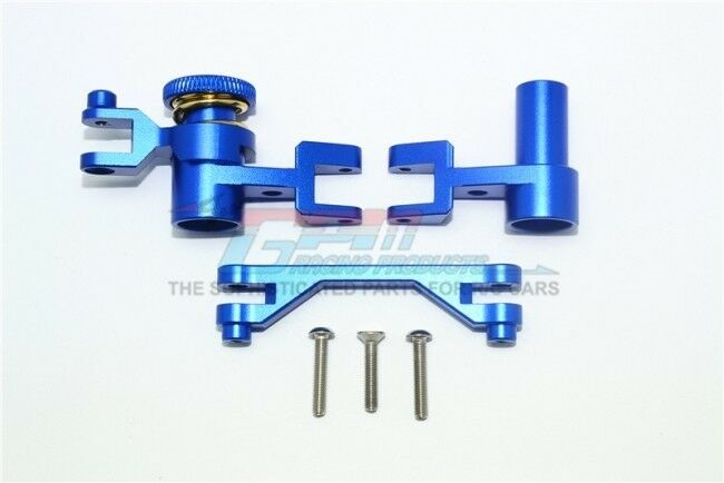GPM UDR048 ALU STEERING ASSEMBLY TRAXXAS 1 7 UNLIMITED DESERT RACER