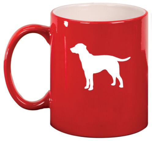 11oz Ceramic Coffee Tea Mug Glass Cup Lab Labrador Retriever