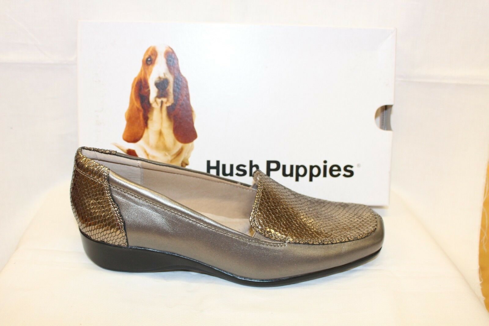 preferenziale LADIES scarpe scarpe scarpe FOOTWEAR - Hush Puppies Meadow taupe metal moccassin  benvenuto a comprare