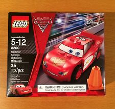 Lego Radiator lego cars radiator springs lightning mcqueen (8200) | ebay