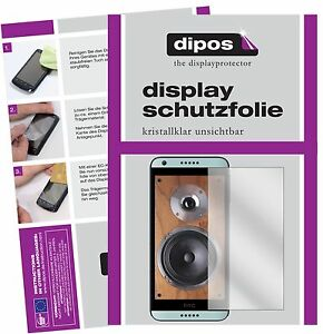 6x-HTC-Desire-650-Protector-de-Pantalla-protectores-transparente-dipos