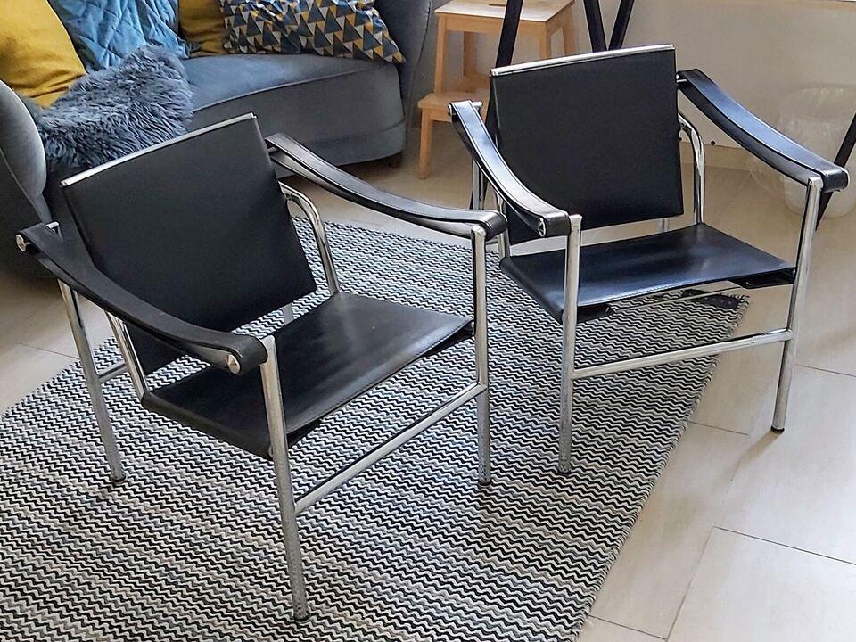 Le Corbusier, LC1, Loungestol – dba.dk – Køb og Salg af Nyt