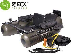 Zeck Belly Cat 170cm - Bellyboot zum Wallerangeln, Angelboot, Bellyboat