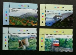 SJ-Highland-Tourist-Spot-Malaysia-2011-Vegetables-Mountain-stamp-color-MNH