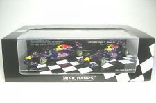 Set Red Bull Racing RB7 2011 Formula One World Constructors Champions  1:43