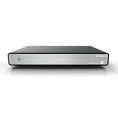 Humax UHD 4tune+ Ultra HD Satellitenreceiver Quad Tuner HD+ WLAN SAT IP Server