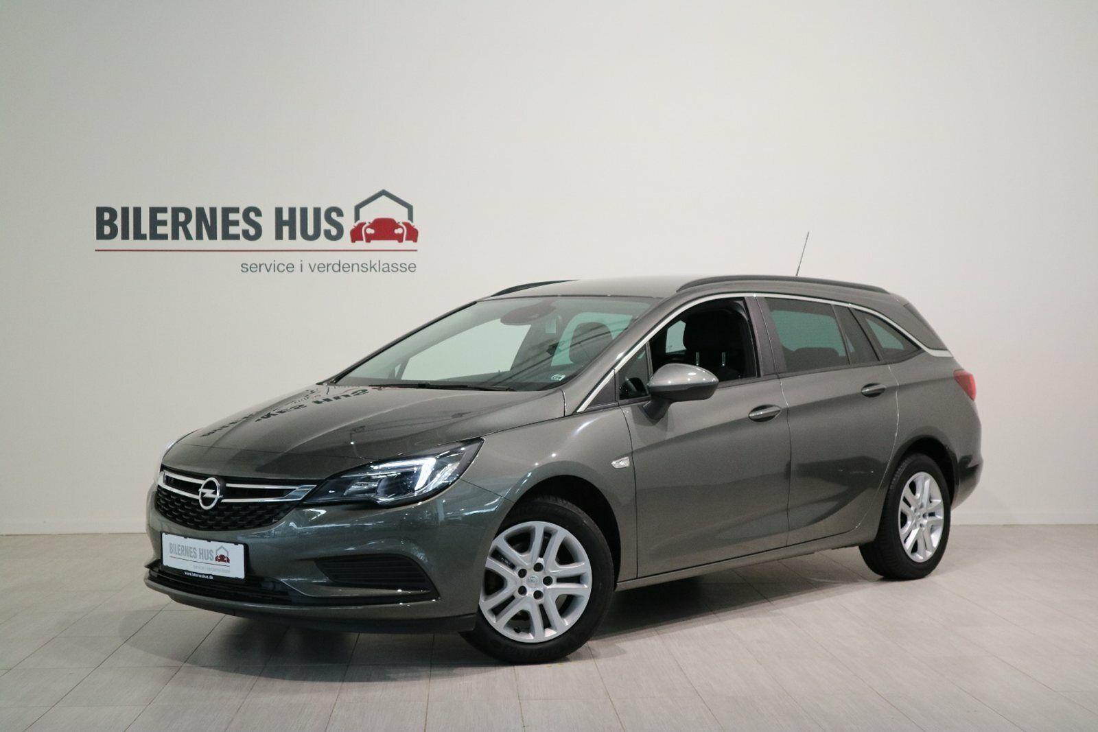 Opel Astra Billede 4