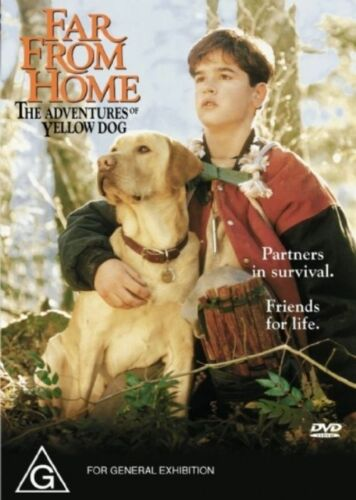 1 of 1 - Far From Home - The Adventures Of Yellow Dog (DVD, 2005)