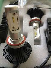 LED Headlamp Dual Twin Headlight Conversion Ducati  Multistrada MTS1200 898 1098