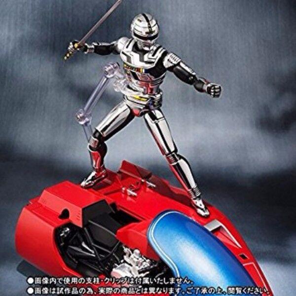 Nuevo Bandai S. H. FIGUARTS Espacio Sheriff Gavan & Saibarian Set de Japón F   S