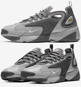 clearance sale running shoes store Details about Nike Zoom 2K Sneakers Men's Lifestyle Shoes Wolf Grey