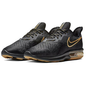 nike air max sequent 4 schwarz gold
