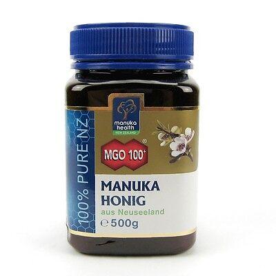 (79,00/kg) Manuka Honig Manukahonig MGO 100+ UMF 10+ 500 g