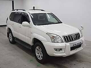 Toyota Prado petrol v6 stripping for parts