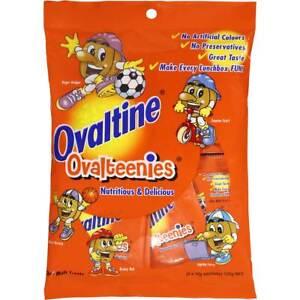 3x Ovaltine Ovalteenies 135g pack 7612100120606