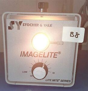 Stocker-Yale-Imagelite-LITE-MITE-SERIES-light-source-150-watts-model-20