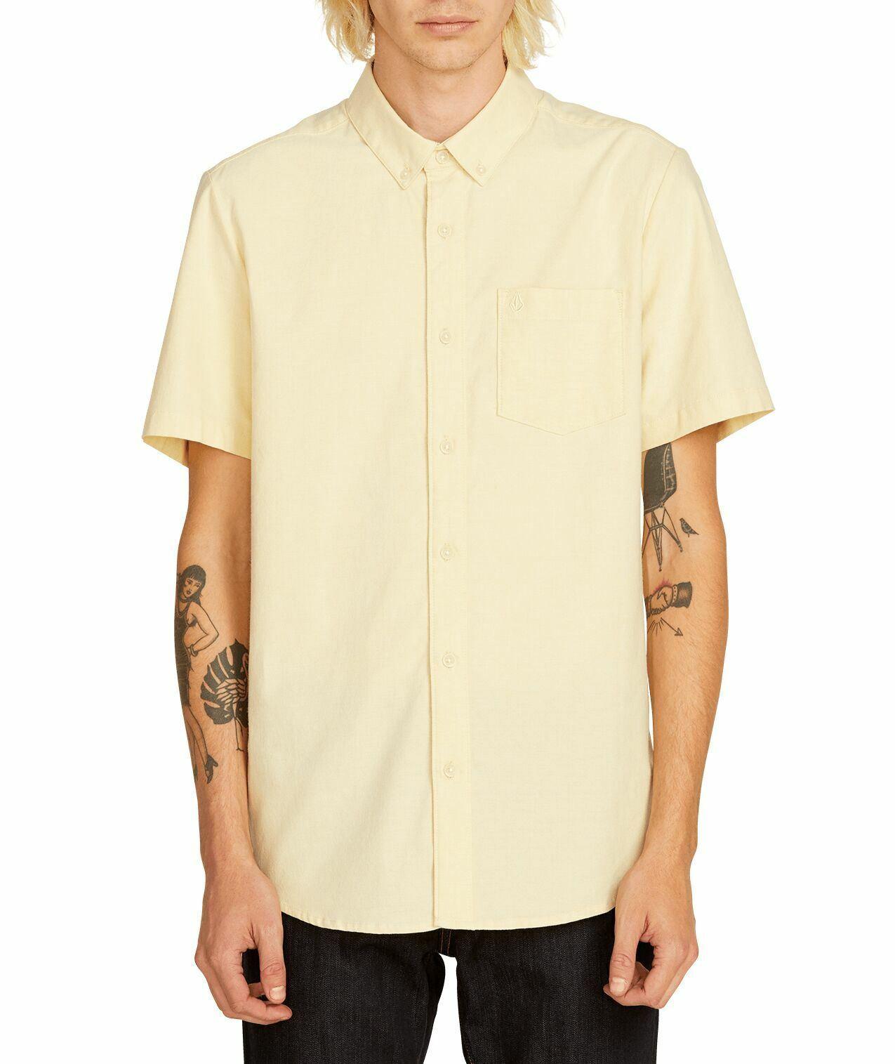 Volcom Herrenhemd  Everett Oxford