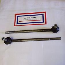 FORD CONSUL MK2 HIGHLINE 1956-1959 STEERING INNER TRACK ROD ENDS PAIR (EW706)
