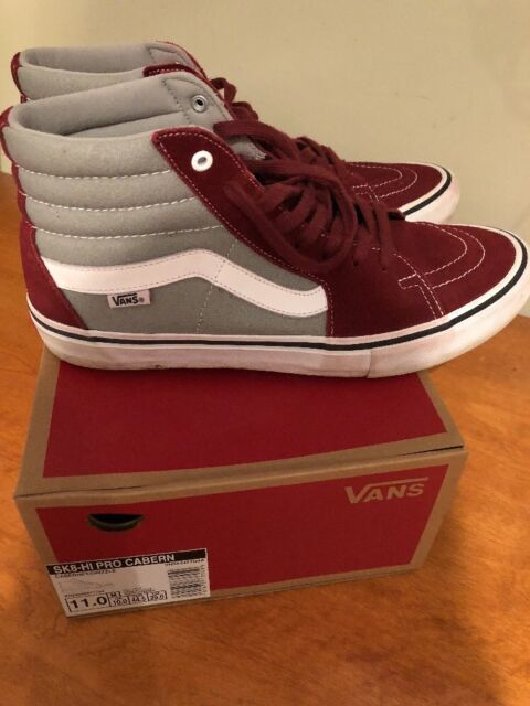 f3e1887ace6 VANS Sk8 Hi Cabernet High Top Old School for sale online