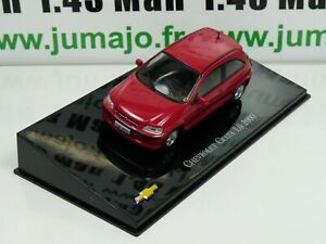 CVT14G-voiture-1-43-IXO-Salvat-BRESIL-CHEVROLET-Celta-1-0-2000