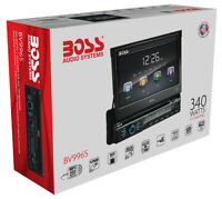 Boss Bv9965 7 Touchscreen Car Cd/dvd/mp3 Player Receiver W/usb Sd Aux Video