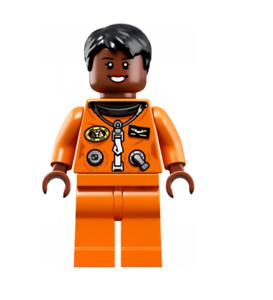 idea034 CUUSOO NEW LEGO Mae Jemison FROM SET 21312 LEGO IDEAS
