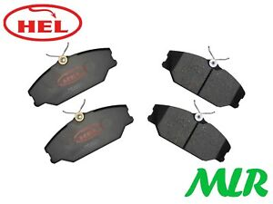 Front PBS Brake Pads And Pagid Discs For Clio 172-182