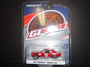 Details About Greenlight Chevrolet Camaro Z28 1967 57 Heinrich Chevy Land Gulf Oil 13210 1 64