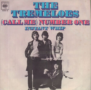 THE TREMELOES Call Me Number One 45 - Garmisch-Partenkirchen, Deutschland - THE TREMELOES Call Me Number One 45 - Garmisch-Partenkirchen, Deutschland
