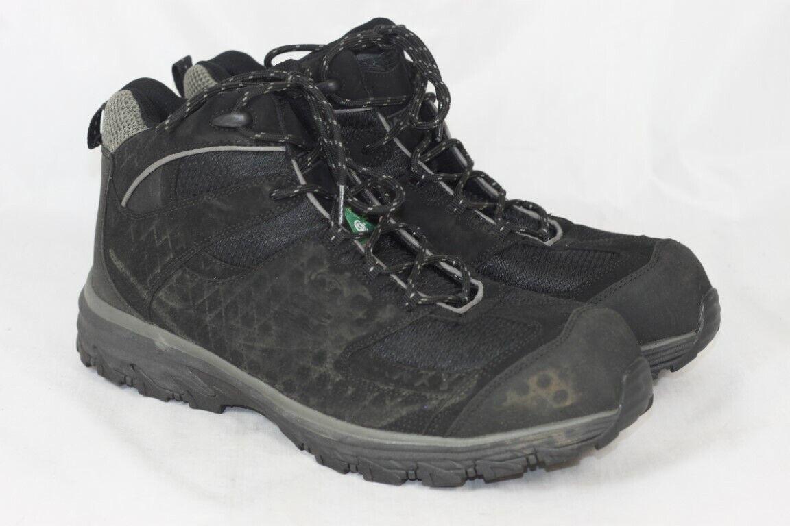 Dakota Quad Lite Composite Toe Men's Hiking Boots, UK 10   EU 44.5   11681