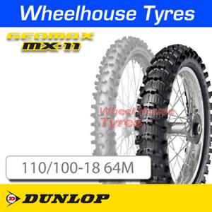 Dunlop Geomax MX-11 Sand 110//100-18 64M T//T NHS