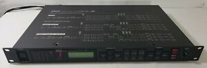 Yamaha-DDL3-Digital-Delay-Line-Parametric-Equalizer-Crossover-Mode