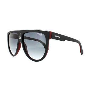 9319b11fa7 Carrera Sunglasses Flagtop BLX 9O Matt Black Red Grey Gradient ...