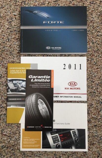 2020 Kia Forte Owners Manual Manual Guide