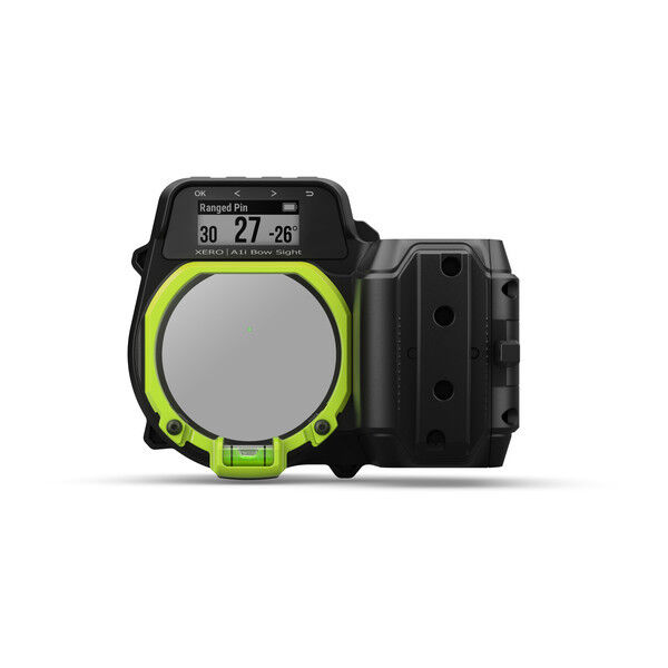 New Garmin Xero A1i  Bow Hunting Angle Compensation Range Finding Bow Sight LH  outlet online