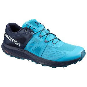 Salomon-Ultra-Pro-408024-Hawaiian-Ocean-Navy-Blazer-mal-Herren-Wandern-Wanderstiefel-Schuhe