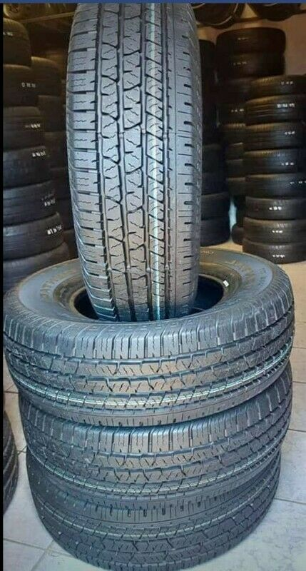 255/70/16 Continental Cross Contact brand new set R5799.