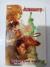 RUNAWAYS DEAD END KIDS TP TPB $15.99srp #25-30 Joss Whedon Michael Ryan NEW