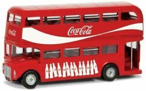 Corgi Bus 82332GS London Bus Coca Cola 1/76 Routemaster Doppeldecker