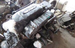 DAF LF EURO 6 engine PX7, PX - 7, naked, empty engine